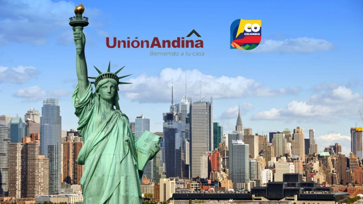 Comprar casa en Colombia desde Nueva York con Unión Andina