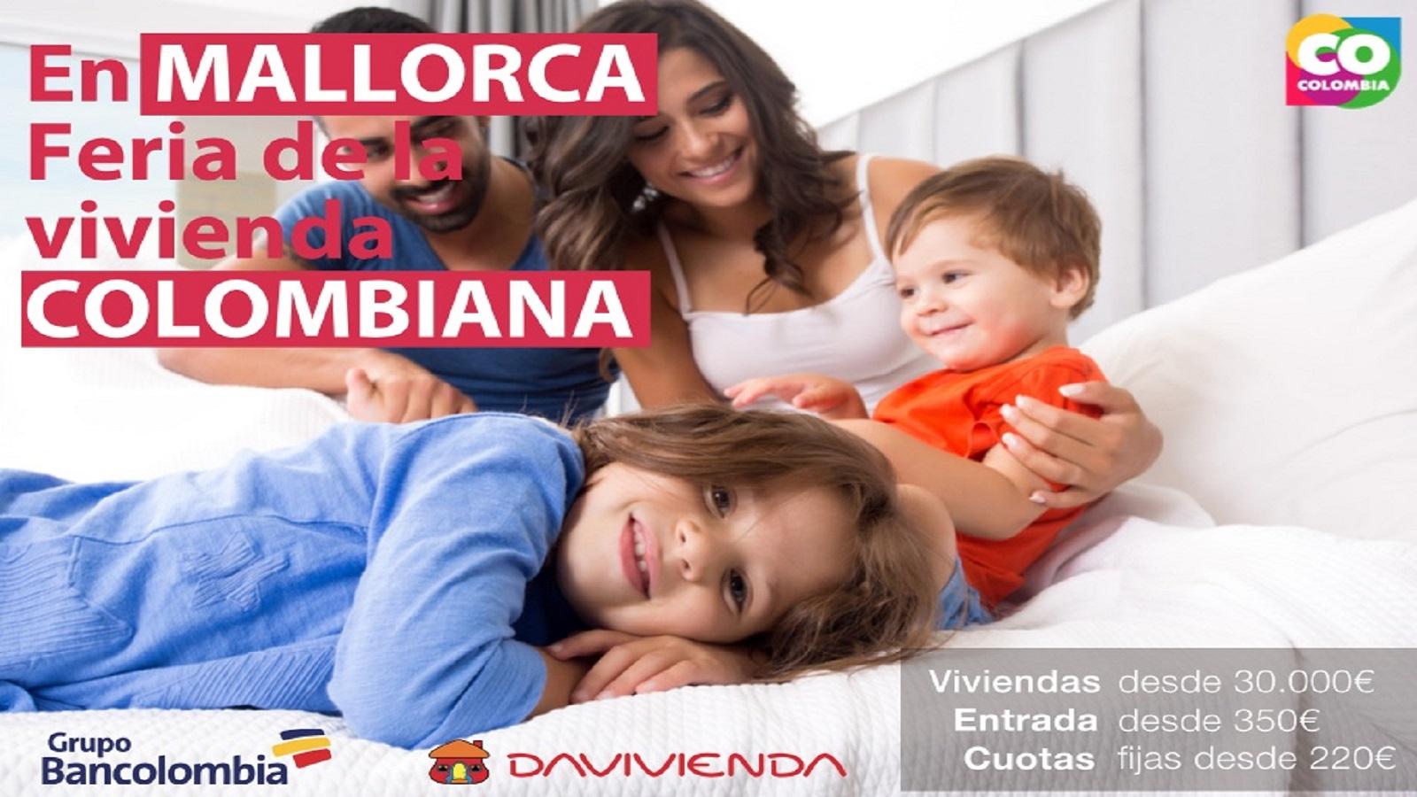 Feria de la vivienda colombiana en mallorca uni n andina - Constructoras en mallorca ...